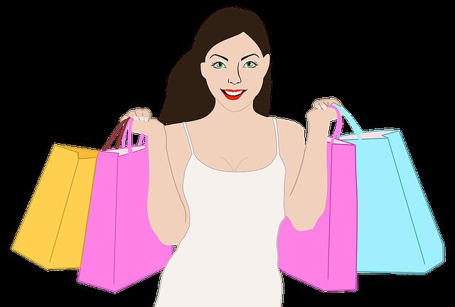 radost z nákupu