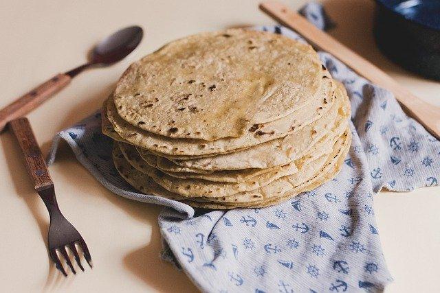 tortila placka